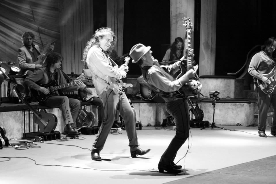 Sinfonity - światowej sławy orkiestra gitar elektrycznych zagra na Gitarowym Rekordzie Guinnessa