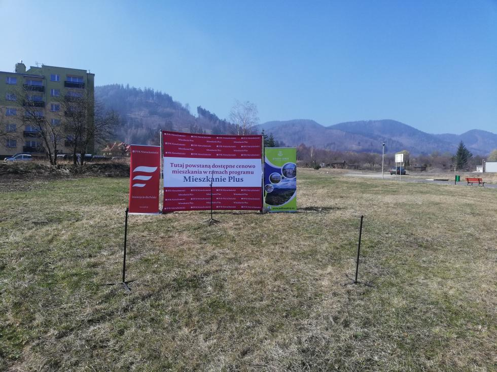 Jedlina-Zdrój dołącza doMieszkania Plus na Dolnym Śląsku