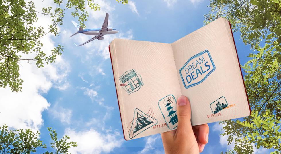Taniej zWrocławia wświat. Air France iKLM rozpoczynają największą wroku wyprzedaż biletów
