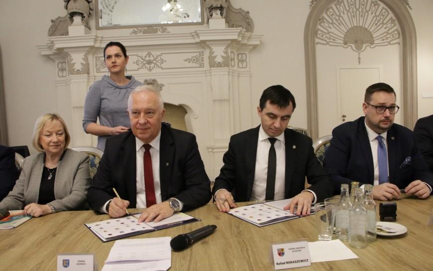 Samorządy Zagłębia Miedziowego razem powalczą ounijne środki